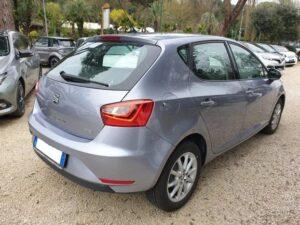 Seat Ibiza 1.4 TDI 75 CV in vendita posteriore