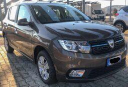 Dacia-sandero frontale