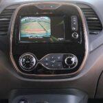 Renault Capture schermo LCD