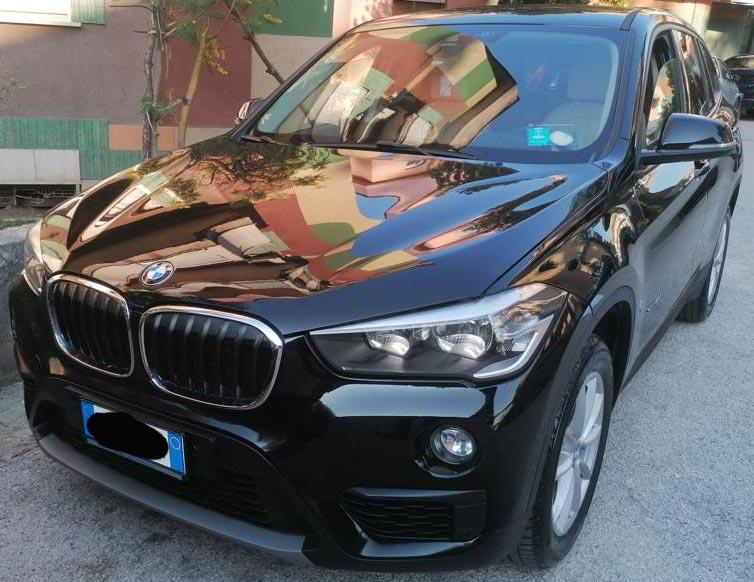 BMW X1 S driver 1.6 Disel